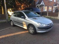 Peugeot 206 - Good condition/upkeep - Selling at £350 *Read description
