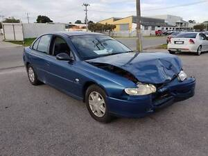 Wrecking 2002 VX II Commodore Acclaim Sedan Bayswater Bayswater Area Preview