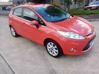 Ford, FIESTA, Hatchback, 2011, Manual, 1242 (cc), 5 doors