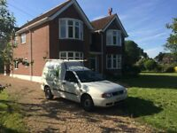 VW Caddy Van, Good condition, Mot & Service history, New Cambelt & Water pump, New Tyres, Low miles