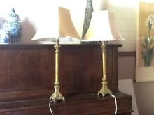 Pair of Matching French style table lamps. Cygnet Huon Valley Preview