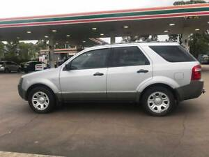2009 Ford Territory - 7 Seats - AWD - Low Kms -DVD- Driveaway