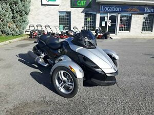 2009 Can-Am SPYDER 990