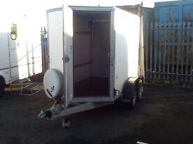 Ifor williams box trailer bv85g model