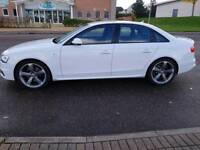2014 Audi a4 tdi 177 Black Edition Sline Quattro all credit cards & finance available
