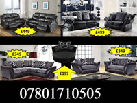 SOFA DFS SOFA RANGE 3+2 OR CORNER SOFAS BRAND NEW FAST DELIVERY LAZYBOY 38