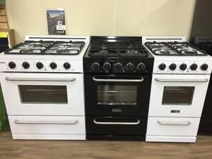 Propane LPG Gas Stove / Range / Fridge for the Camp, Cabin, or Home
