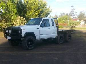 URGENT NEEDS TO BE SOLD Patrol Extra Cab 6x4 LazyAxle V8Flat Tray Deloraine Meander Valley Preview