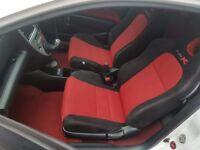 Honda civic ep3 type r seats good condition