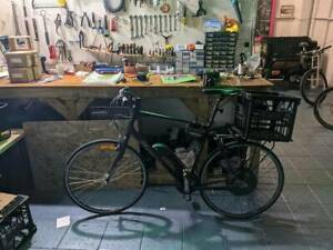Excellent Electric Giant Hybrid Bike For Sale