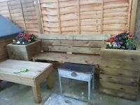 Custom woodwork, garden furnitures, you design we build, excellent quality at affordable prices