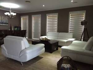 Plantation Shutter & Blinds:Basswood,PVC,Roller,Vertical,Zebra Parramatta Area Preview
