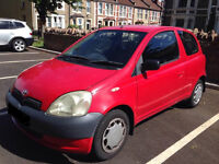 Toyota Yaris 1.3 Diesel, Only £30 Annual tax, Mot- till Nov, Cheap to run and tax, Recently Serviced