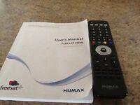 Humax freesat+ television recorder