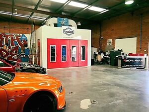 Existing Panel & Paint Shop For Sale - Ready to go Malaga Swan Area Preview