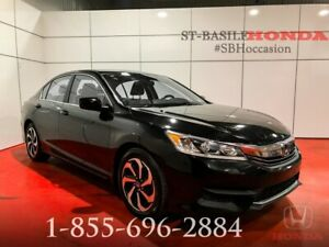 Honda Accord 2016 LX + BLUETOOTH + CRUISE + MAGS + WOW !!!