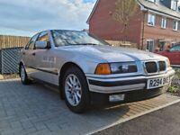 BMW, 3 SERIES, Saloon, 1998, Manual, 1596 (cc), 4 doors