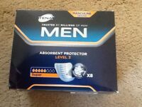 Tena Men Super Absorbent Pads