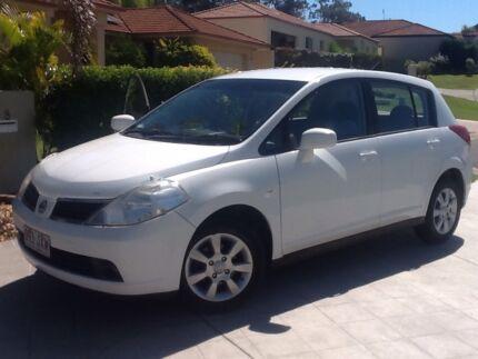 Nissan tiida STL auto Arundel Gold Coast City Preview