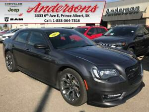 2017 Chrysler 300 S *Nav/Leather*