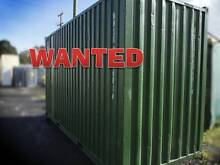 Wanted Cheap or Free Shipping Container for Charity Items Ormeau Gold Coast North Preview