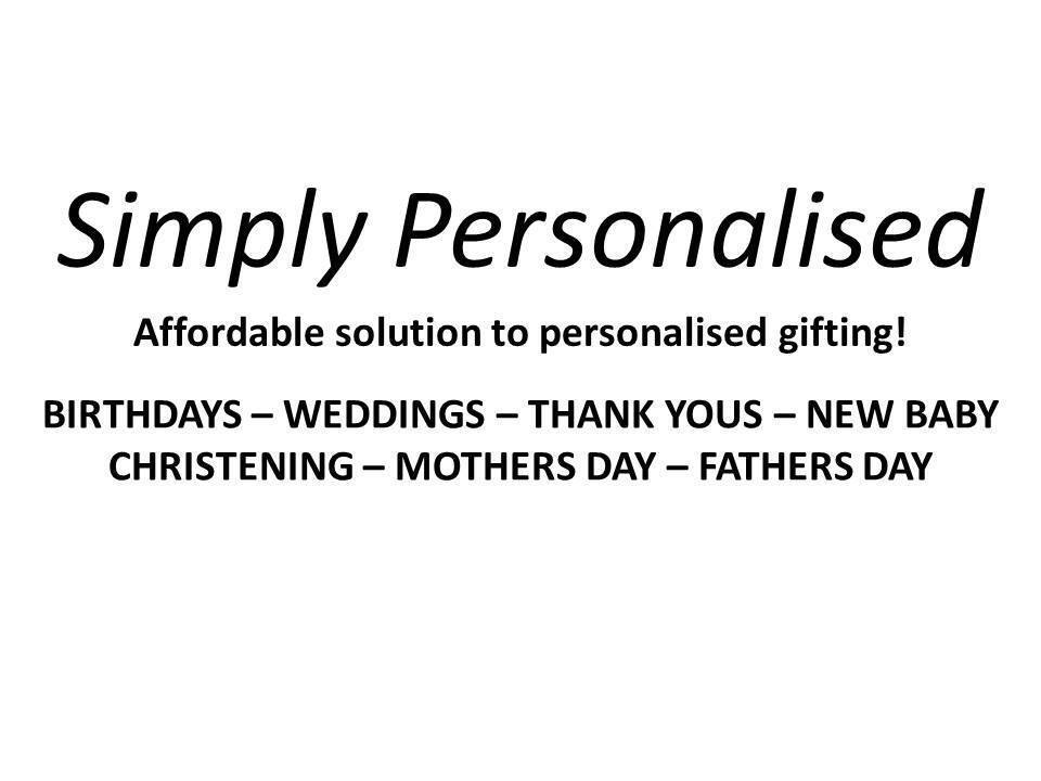 simplypersonalised