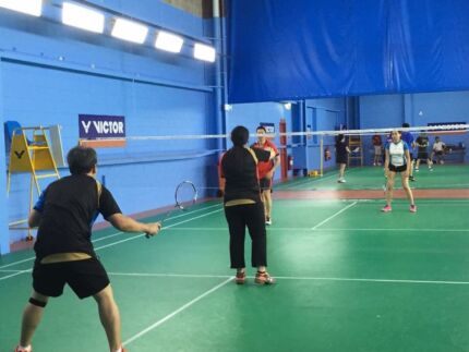 Friday Badminton Social Game Homebush Strathfield Area Preview