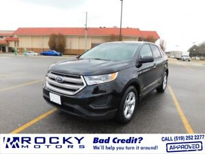 Ford Edge Drive Today Great Bad Poor Or No Credit