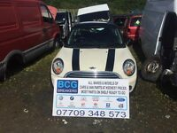 2011 MINI ONE 1.6P ALL PARTS AVAILABLE