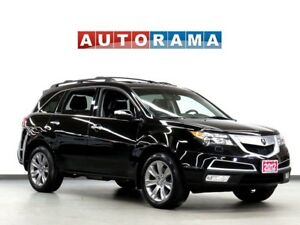2012 Acura MDX NAVIGATION BACKUP CAM LEATHER SUNROOF 7 PASS 4WD