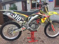 Rmz 250 2009 spares or repair swap or sell