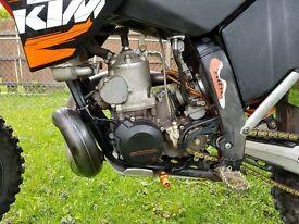 2010 KTM 250SX £2,000 ONO