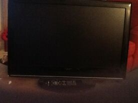 "Flat Screen TV (28"")"