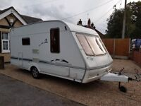 2005 Swift Challenger 460/2 SE 2 Berth caravan 1 Owner VGC AWNING, BARGAIN ! January Sale