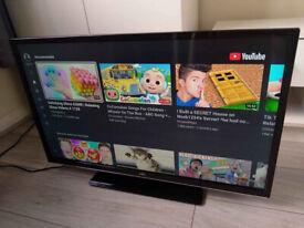 "SMART 32"",tv,wi-fi,slim design,led, freeview,""JVC"""