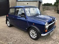 Classic 1994 ROVER MINI TAHITI, 1275cc, Carb version, Manual, 21,000 miles, One of only 500 produced