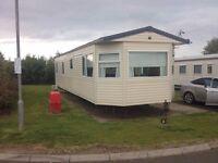 3 bedroom caravan for rent at craig tara
