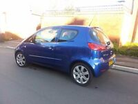 Mitsubishi Colt Special Edition- 1 Year MOT (until Oct 2017) 108,000 miles ,great car!