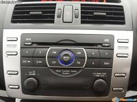 Multi Function Audio System MP3 Perfect condition Working perfectly Original Mazda 6 2008 swap