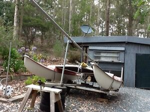 Catamaran Moruya Heads Eurobodalla Area Preview