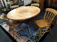 Pine Round Tables For Sale Dining Tables Chairs Gumtree