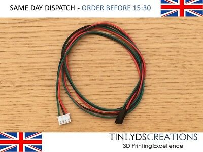Mechanical End Stop Switch Cable with 3 Pin Dupont Connector 70cm - 3d printer