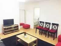 Modern and spacious 4 double bed with lounge and 2 baths in Belsize Park ideal for sharers
