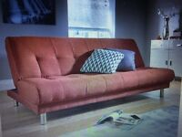 terracotta sofabed