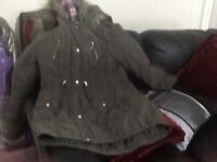 Woman's jacket size 14