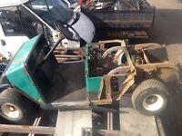 Golf cart/caddy project