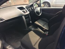 Peugeot 207 2008 blue Spare and Repairs