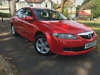 MAZDA6 2.0 TD TS 5dr CHEAP AND RELIABLE CAR