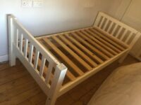 OFFERS !!!! Single bed frame with slats