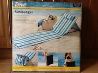 Fold away Sunloungers